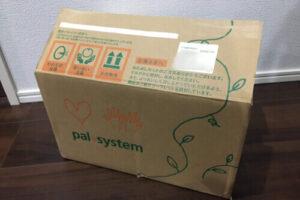 パルシステムの箱